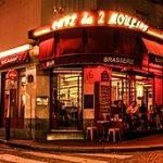 Café des deux moulis Paris week-end en amoureux à Paris by PARIS BY EMY