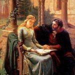 Héloise et Abélard, couple mythique parisien PARIS BY EMY