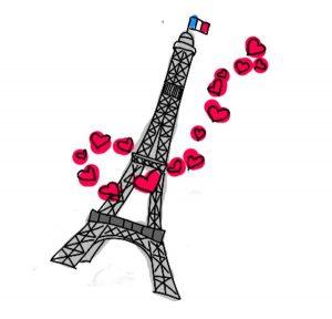 Week-end en amoureux Paris PARIS BY EMY