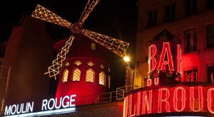 Moulin Rouge Christmas time in Paris by PARIS BY EMY Paris trip Planner