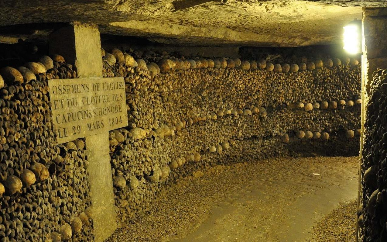 Paris catacombs tour PARIS BY EMY trip planner