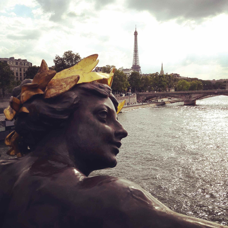 Seine Eiffel Tower View PARIS BY EMY Paris Trip Planner