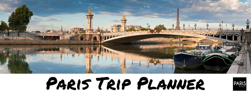 Pont Alexandre III Tours in Paris in English PARIS BY EMY