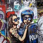 Street Art in Belleville PARIS BY EMY Paris Trip Planner