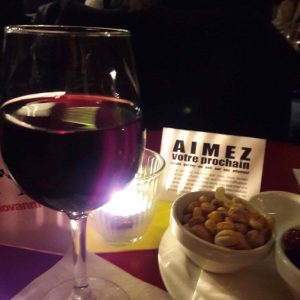 Glass of wine Paris Trip Planner with Private Tour