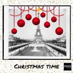 Eiffel tower with snow PARIS BY EMY Paris Trip Planner with Private Tour