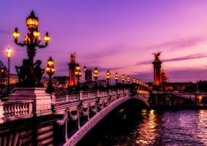 Bridge Alexandre III PARIS BY EMY Paris Trip Planner