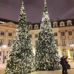 Place Vendôme Christmas in Paris