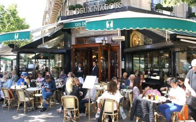 Saint Germain PARIS BY EMY Paris Trip Planner with Private Tour