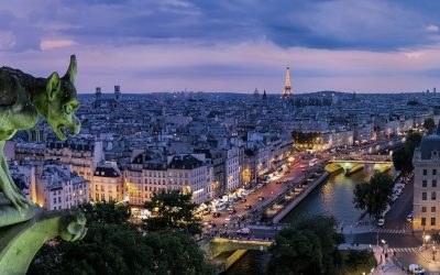 View from Notre Dame Private Tours Paris by PARIS BY EMY