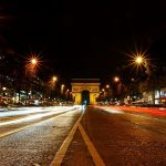 Arc de triomphe one week in paris by PARIS BY EMY