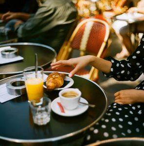 Parisian breakfast by PARIS BY EMY