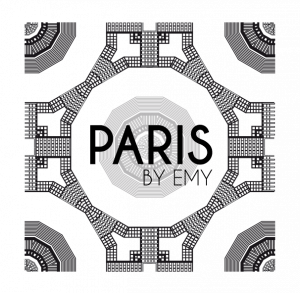 Logo PARIS BY EMY Paris Travel Planner