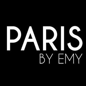 LOGO PARIS BY EMY