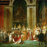 The Coronation of the Emperor Napoleon I and the Crowning of the Empress Joséphine What to see at the Louvre PARIS BY EMY