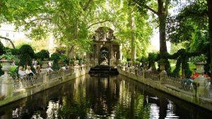Luxmbourg Gardens Paris by Emy Paris Trip Planner