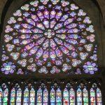 Notre Dame Paris rosace