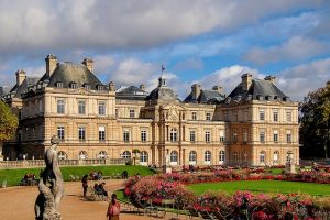 Sentae Luxembourg gardens PARIS BY EMY