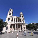 Saint Sulpice - Paris Travel Warnings by PARIS BY EMY
